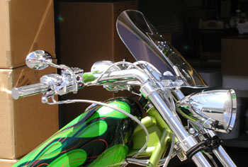 Custom Motorcycles and Choppers
